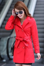 BLAZER WANITA - Red Women Blazer
