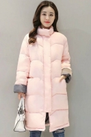 PINK DOWNCOAT - JAKET DOWN COAT KOREA