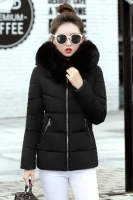JAKET HOODIE BULU MUSIM DINGIN - LONG COAT IMPORT KOREA STYLE