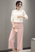 SET PANTS�KOREA - 2PCS�Pink�Jumpsuit